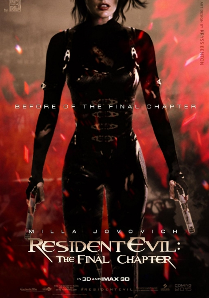 Resident Evil 6: The Final Chapter (2015)