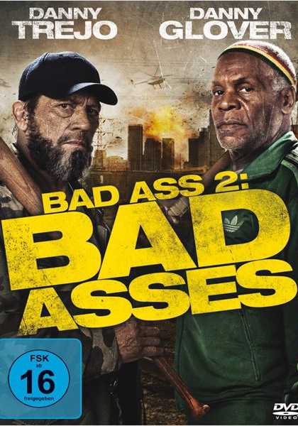 Bad Asses on the Bayou (2014)