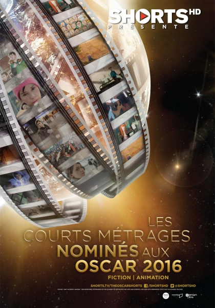 Courts aux Oscars - Animation (2016)