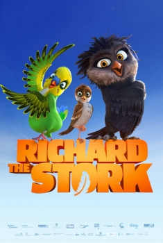 Richard the stork (2017)