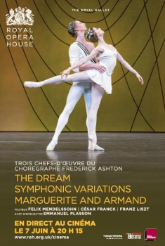 The Dream, Symphonic Variations, Marguerite and Armand (2017)